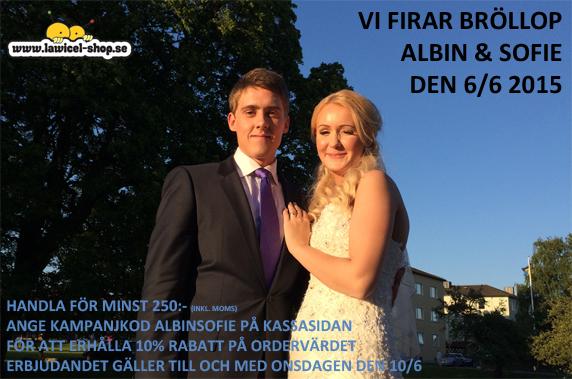 Albin och Sofie
