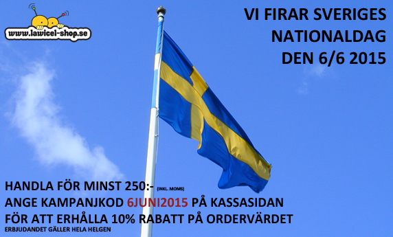 Sveriges Nationaldag 2015